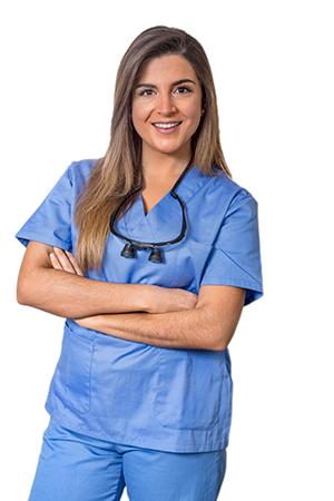 Doctora en Granada Isabel Torres González