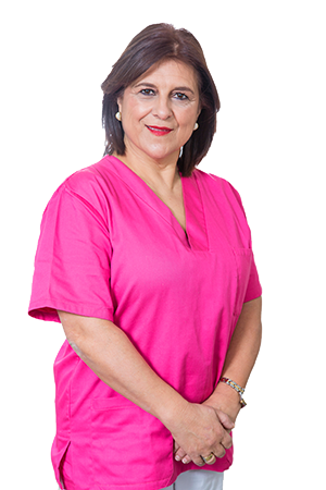 Doctora y docente de odontopediatría en UGR Isabel González