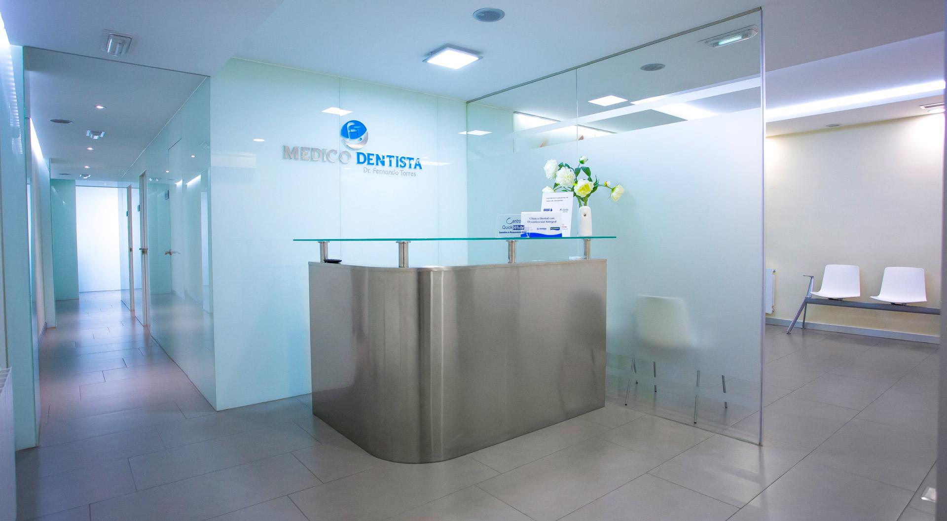 Instalaciones clínica Fernando Torres