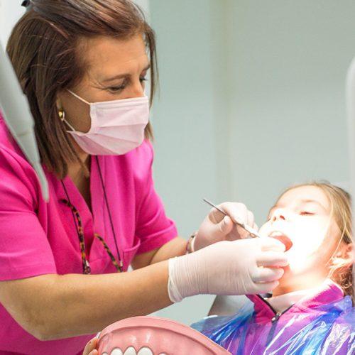 Tratamientos de Odontopediatría por la doctora Isabel González