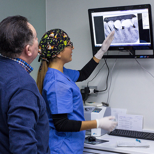 Servicios de radiología en Granada