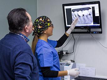 Servicio de radiología en Granada